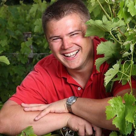 Damien Lorieux vigneron à Bourgueil