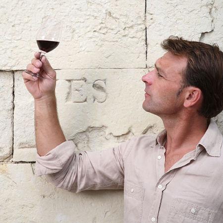 Frédéric Mabileau vigneron de Bourgueil