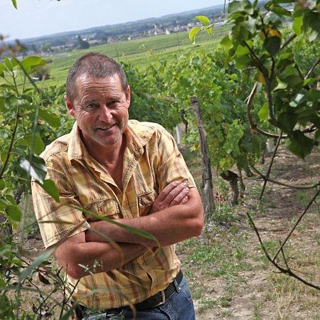 Jean-Marie Amirault vigneron de Bourgueil