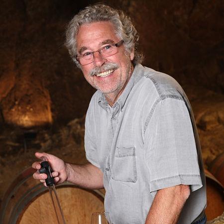 Jacky Blot vigneron à Bourgueil