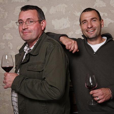 Dominique et Jean-Luc Duveau vignerons à Bourgueil