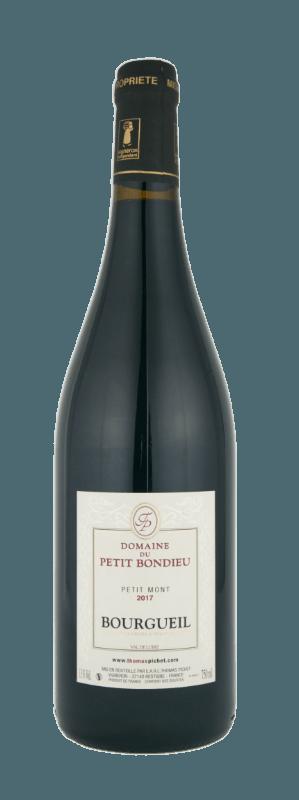 Vin rouge Bourgueil cabernet franc