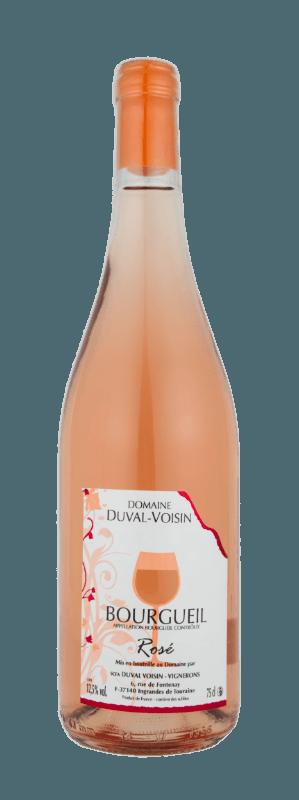 Domaine Duval Voisin Rosé
