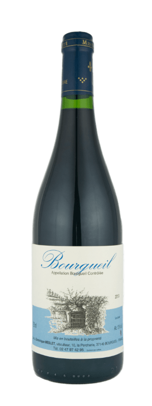 Dominique Meslet Bourgueil 2013