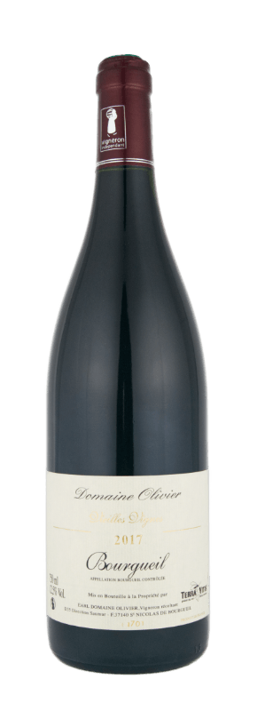 Bourgueil rouge domaine Olivier