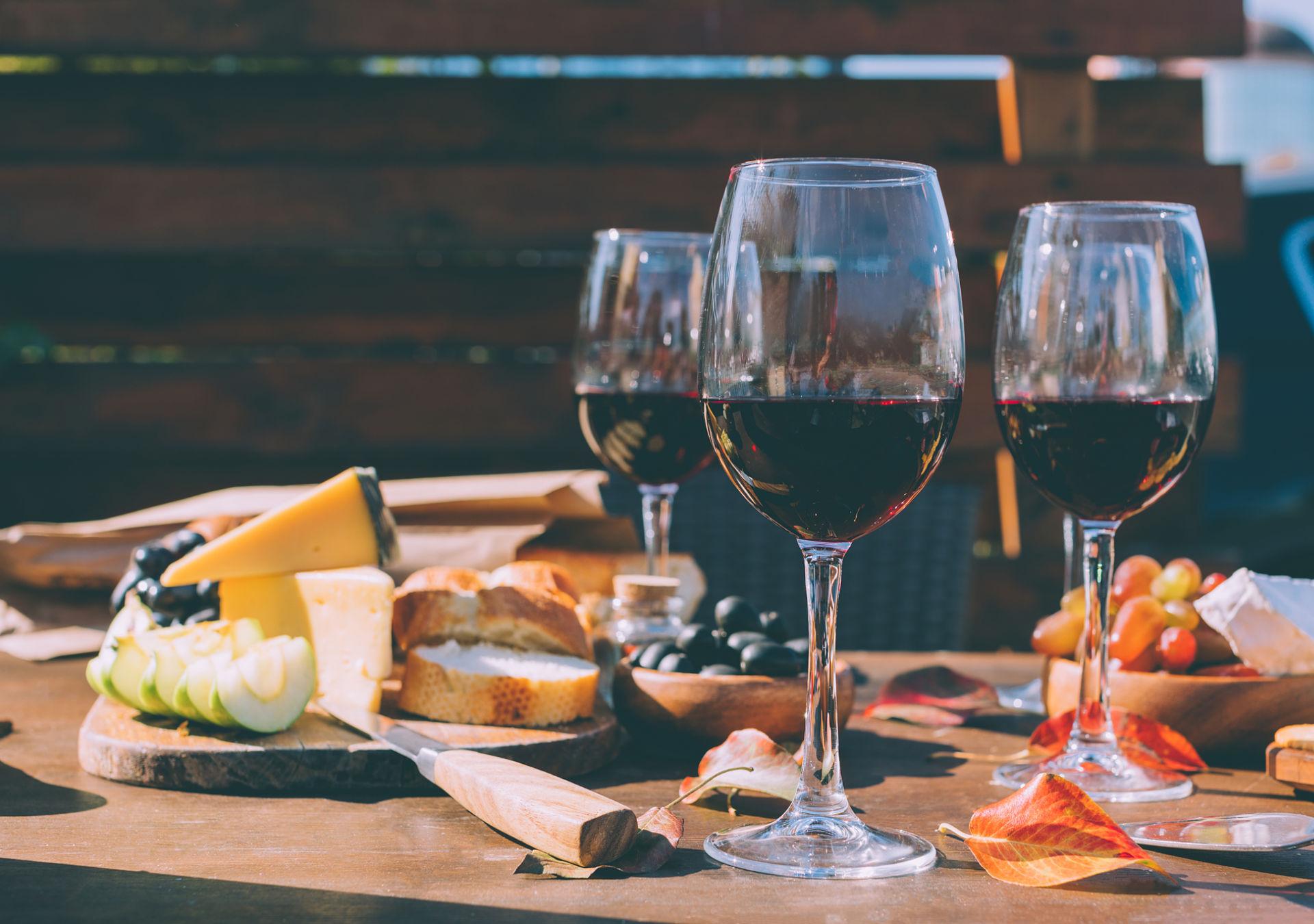 accord vin rouge fromage bourgueil cabernet franc